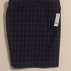 Elle Pull On Pencil Skirt XXL